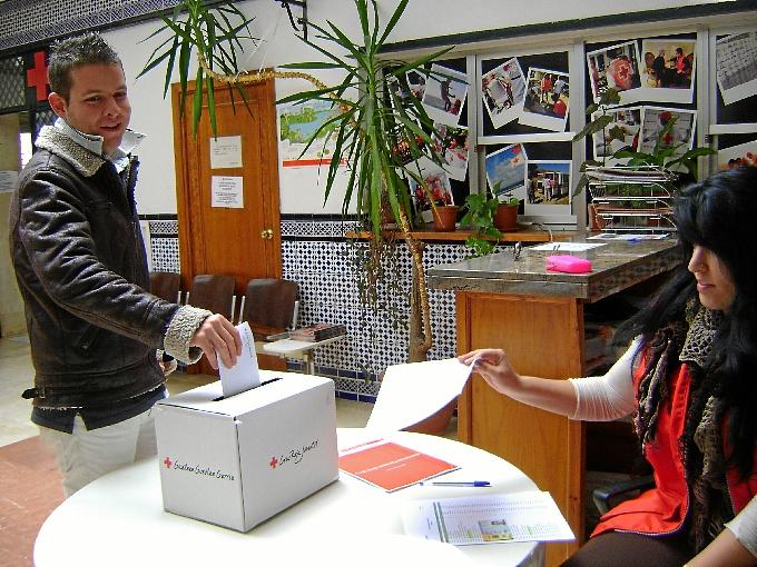La jornada electoral en Huelva se celebrará el próximo 25 de octubre.