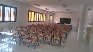 Una de las clases.