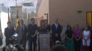 Inauguración oficial del curso.