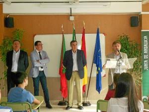 Apertura oficial del curso en Secundaria.