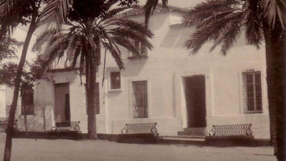 Plaza de San Pedro, segunda década del siglo XX