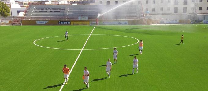 Buen empate de La Palma en Alcalá.