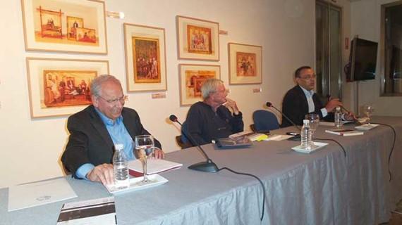 Carlos Navarrete presenta su libro 'Antología poética'