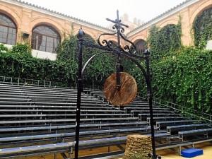 La concejala de Cultura invita a toda la provincia a visitar el Monasterio este fin de semana.