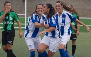 Martín-Prieto ya le marcó al Oviedo Moderno en el partido de la temporada pasada. / Foto: Juanma Arrazola.