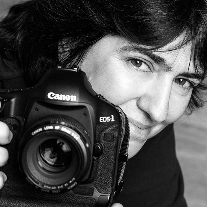 Remedios Malvárez, fotógrafa y productora de 'Silencio'.