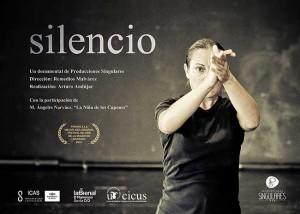 Cartel del documental 'Silencio'.