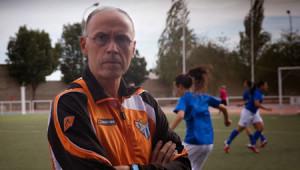 Antonio Toledo, entrenador del Fundación Cajasol Sporting, confia en hacer un buen papel en la Liga.
