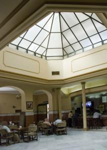 Casino de Trigueros./Imagen: Fotoespacios.