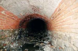 Imagen del túnel./ Foto: www.ayamonte.org