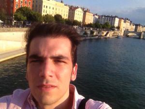 Victor Preckler actualmente en Lyon