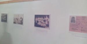 La exposición es un recorrido en la dilatada historia del fútbol zalameño. / Foto: J. M. Jiménez.