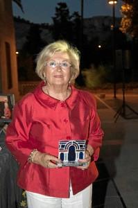 Josefa Moreno es conocida en Huelva como Pepita Muriel.