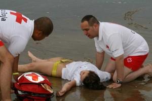 Cursos de formación sobre primeros auxilios.