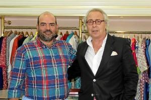 Enrique Camargo y Miguel Ángel Velasco.