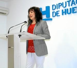 La diputada de Cultura, Elena Tobar, informó sobre el certamen.
