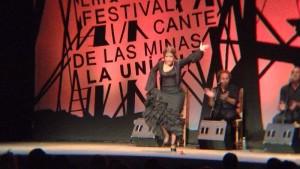 Es la única onubense que ha obtenido el Premio de La Unión en Baile.