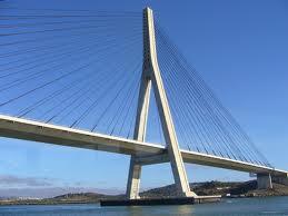Puente internacional del Guadiana.