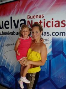 En la redacción de Huelva Buenas Noticias.