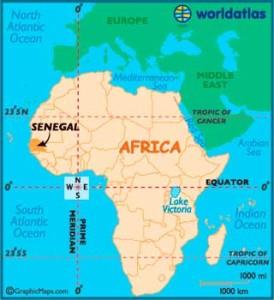 La empresa tiene una sede en Senegal.