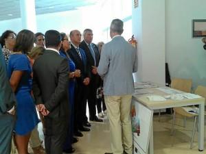 Presentación de CIDPA en Agrocosta 2014.