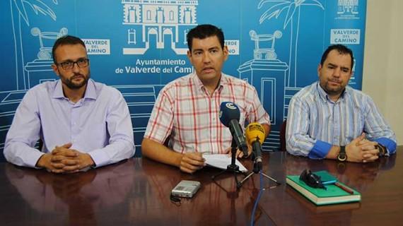 Destinan más de 500.000 euros en la mejora de infraestructuras de Valverde del Camino