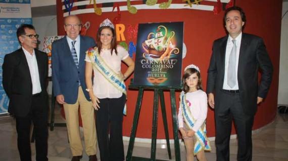 'Atrapados por el Carnaval' del jiennense Carlos Ruiz Castellano anunciará el Carnaval Colombino 2015