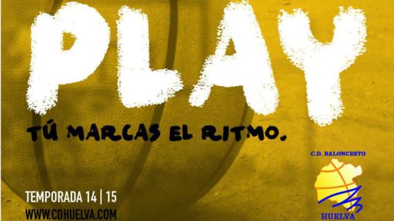 'Marcar el ritmo' del Ciudad de Huelva de baloncesto costará esta temporada sólo 10 euros