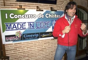 Uno de los participantes en el concurso. /Foto: Fermín Cabanillas.