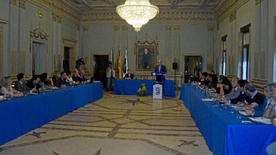 El IBI y la tasa de basura bajarán un 10% en Huelva