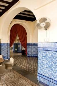 Estética interior de los casinos. / Imagen Fotoespacios.