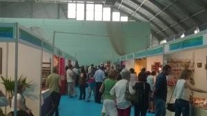 Feria de artesanía.