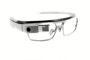 Las gafas de Google.