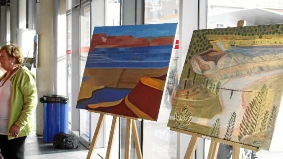 Fundación Faisem organiza una muestra de pinturas para acabar con los estigmas de la enfermedad mental