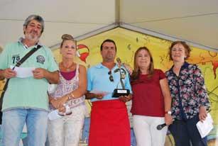El espigón de atún de La Higuerita, ganador del concurso 'Hoy cocinan ellos' en Isla Cristina