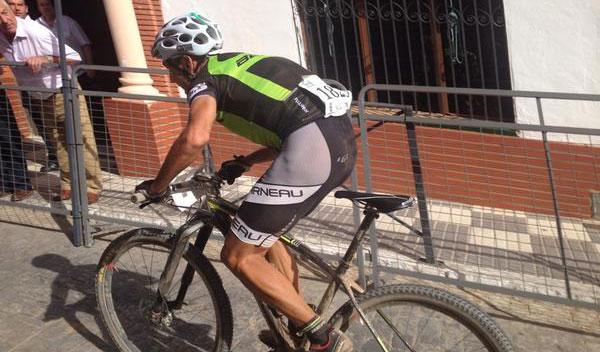 En los kilómetros finales Mancebo demostró su experiencia.