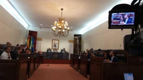 Unanimidad en el pleno de Diputación por la D. O. Jamón de Jabugo y los Agentes Locales de Promoción y Empleo