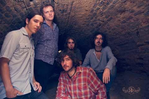 Rusty River actúa en el ciclo 'Músicas de otoño' en el Espacio Cultural Plus Ultra de la Fundación Cajasol