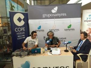 'La mañana de Huelva', en directo desde Sanyres.
