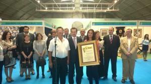 Homenaje a los chiringuitos más conocidos de la Feria de Gibraleón.