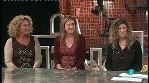 Las profesoras que impulsaron las marionetas fueron invitadas al programa de TVE.