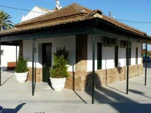 Casa de Pagos de Corrales.