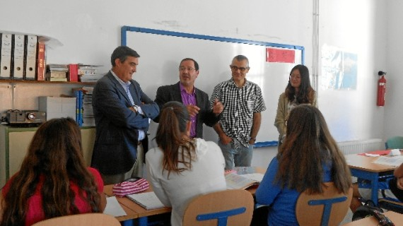 Ampliada la enseñanza de chino en Huelva con las Aulas Confucio