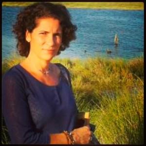 Elena Molero ha centrado su tesis en el patrimonio de Corrales.