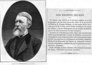 Ernest Deligny fue una figura fundamental en el nacimiento de Corrales. / Foto: jujora.wix.com.