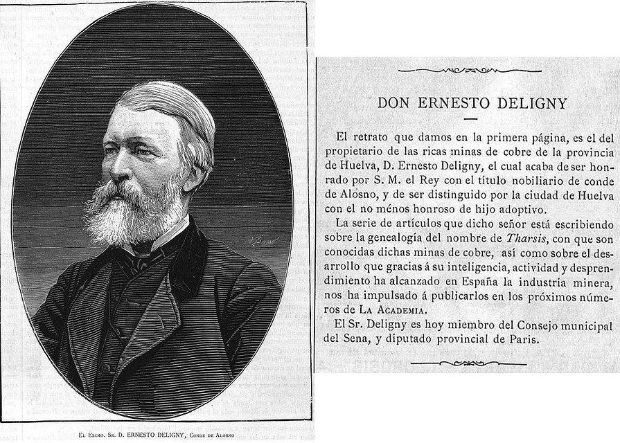 Relaciones históricas de Francia y Huelva (I)