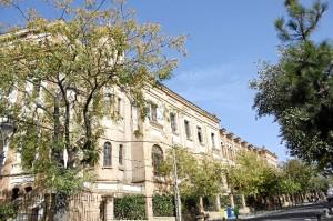 La mujer hizo el examen de ingreso en el instituto La Rábida en 1971.