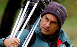Joaquín Gutiérrez Acha, director de la cinta, ha concedido una entrevista a Huelva Buenas Noticias.