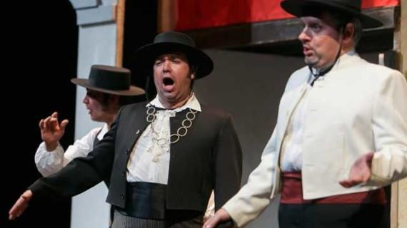 Vuelve la zarzuela al Gran Teatro de Huelva con 'La boda de Luis Alonso'