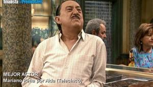 En el papel de Mauricio Colmenero. / Foto: telecinco.es.